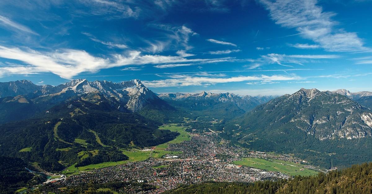Webcam Garmisch Partenkirchen