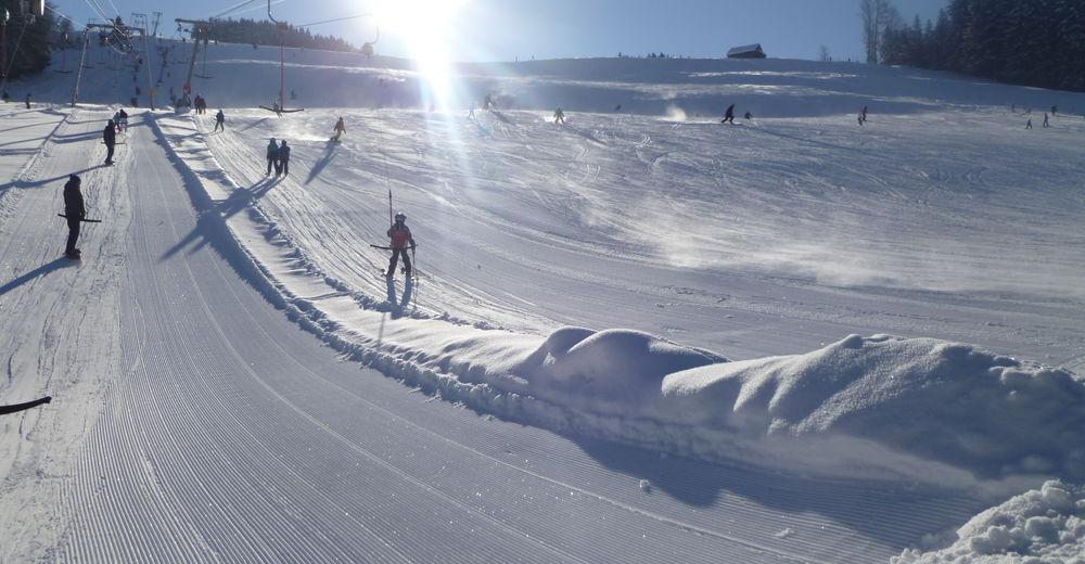 План лыжни Лыжный район Alpsteinblick / Gonten
