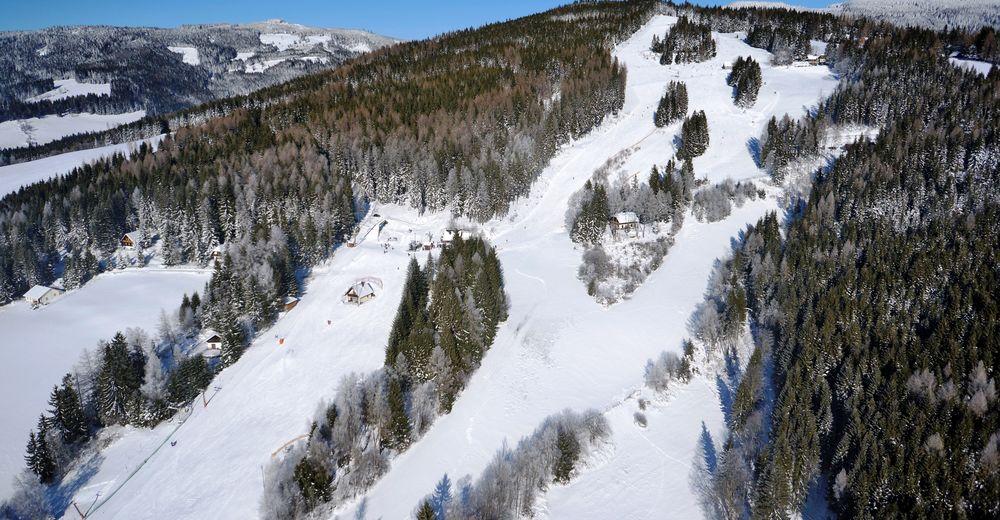 Pisteplan Skigebied Mönichwald / Hochwechsellifte - Joglland