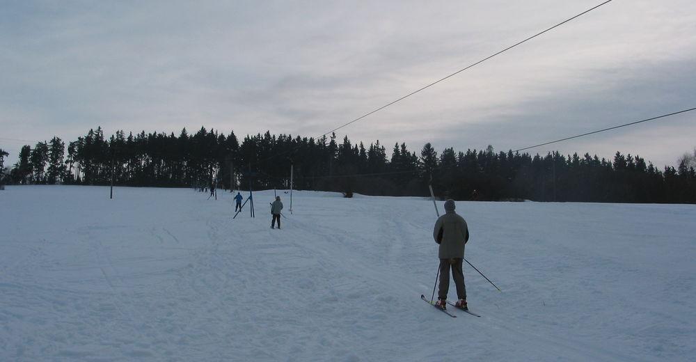Pisteplan Skiområde Rychlov u Kněžic