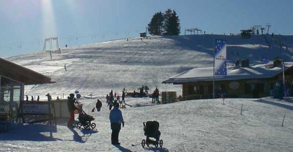 Pistenplan Skigebiet Buchenberg