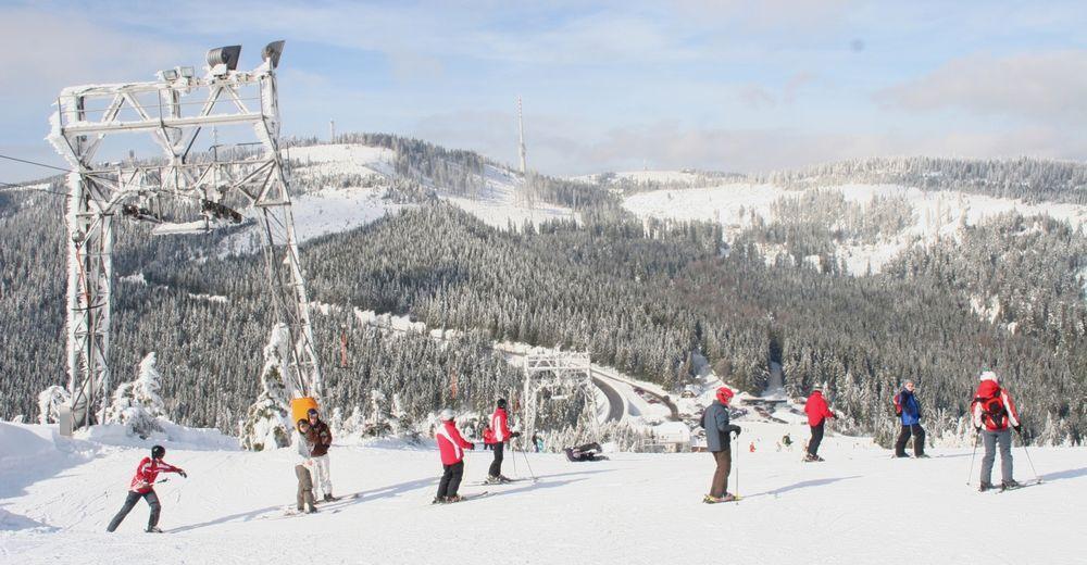 Plan de piste Station de ski Seibelseckle