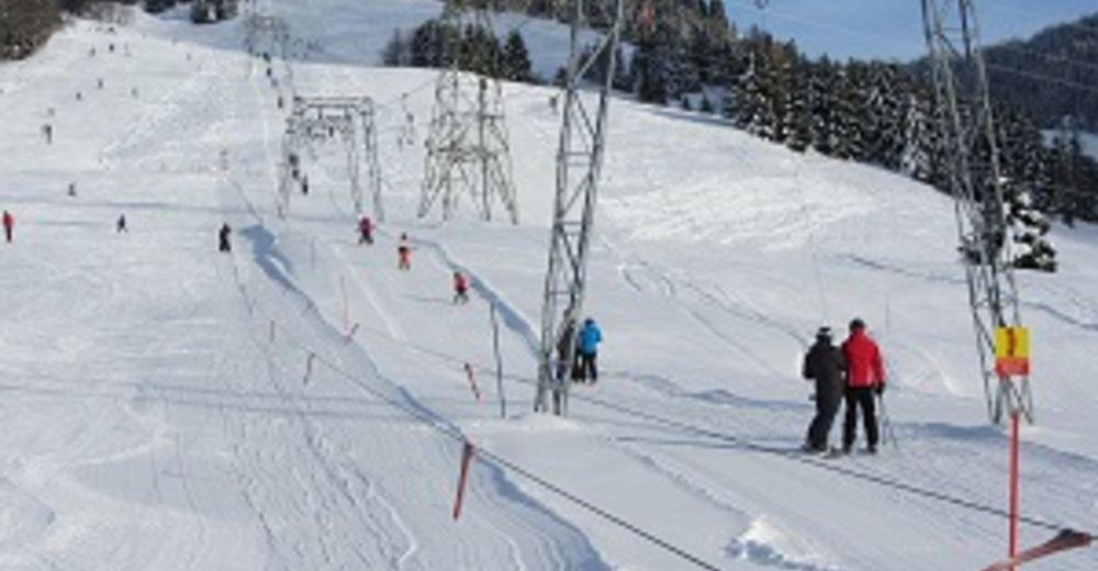 Pistenplan Skigebiet Gfellen / Entlebuch-Finsterwald