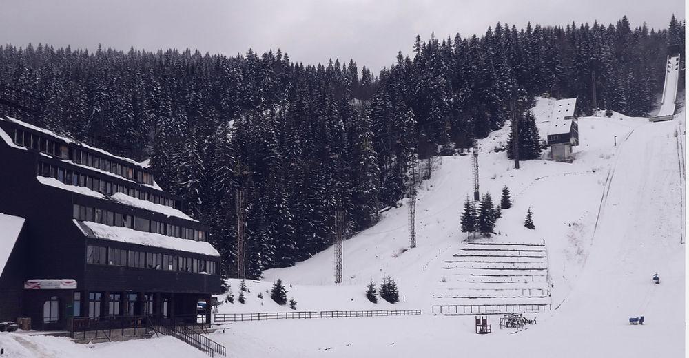 План лыжни Лыжный район Malo Polje / Igman