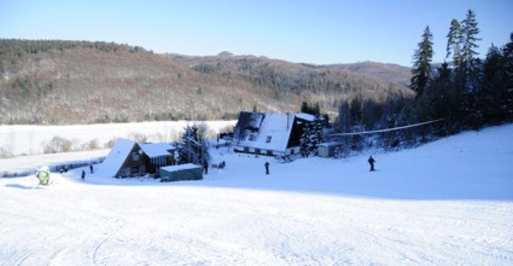 Pistenplan Skigebiet Vyšná Slaná - Július