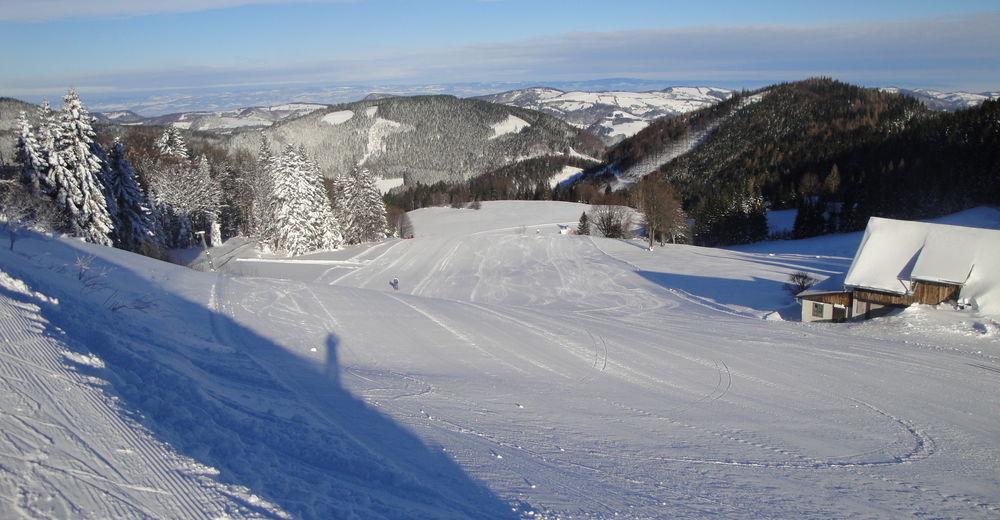 Rinnekartta Hiihtoalue Skilifte Puchenstuben - Turmkogel