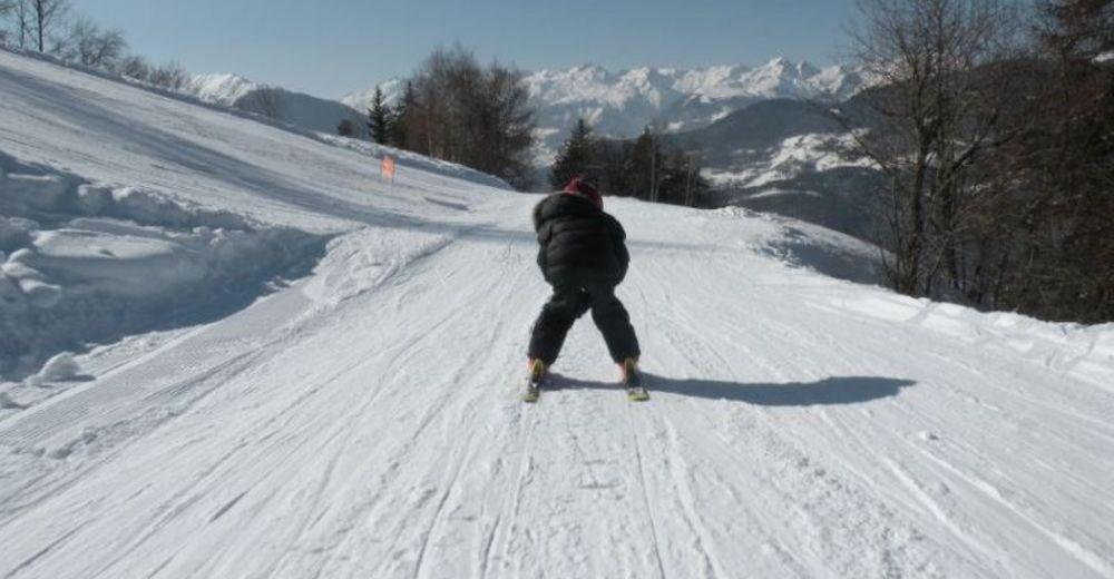 Pisteplan Skigebied Notre Dame du Pré