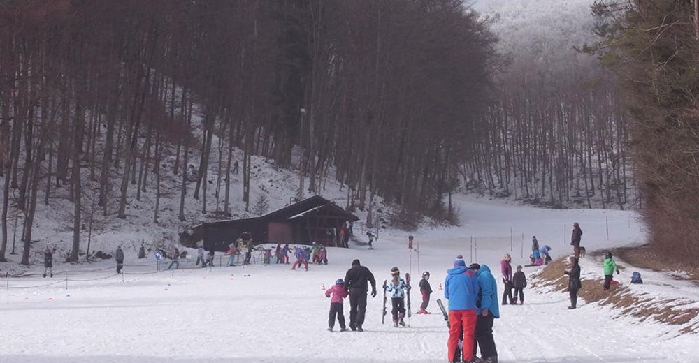 Pistenplan Skigebiet Heumöderntal - Treuchtlingen