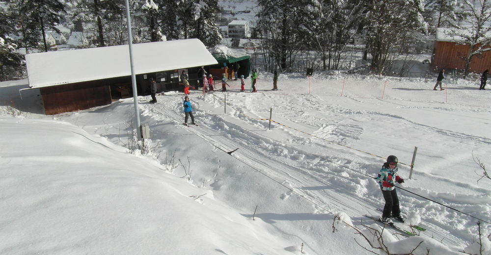 Bakkeoversikt Skiområde Albstadt - Lautlingen