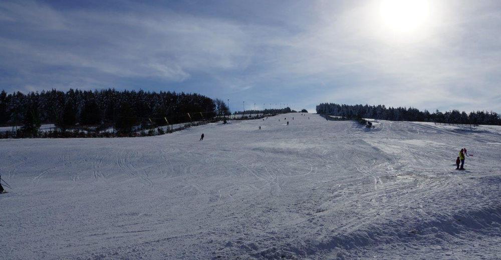Piste map Ski resort Karlików