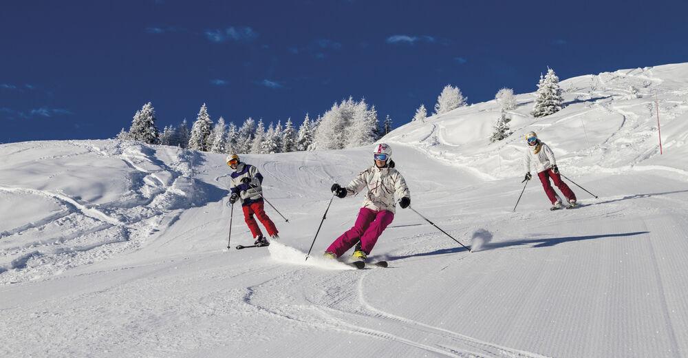 Piste map Ski resort Bruson - Verbier
