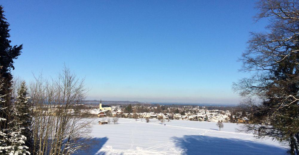 Pistenplan Skigebiet Kraimoos - Bernau am Chiemsee