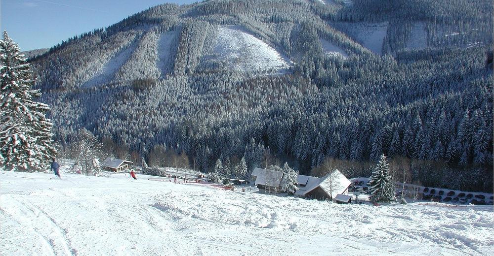 Pistplan Skidområde Schilifte Feistritzsattel