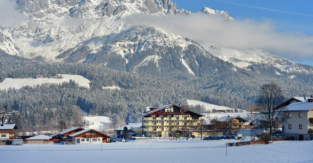 Hotel Hochfilzer: Szlloda Ellmau Ellmau - BERGFEX