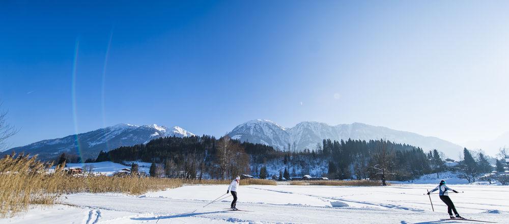 Loipenplan Goldegg - Ski amadé / Langlaufparadies