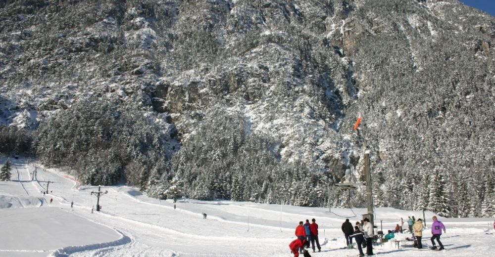 План лыжни Лыжный район Encijan