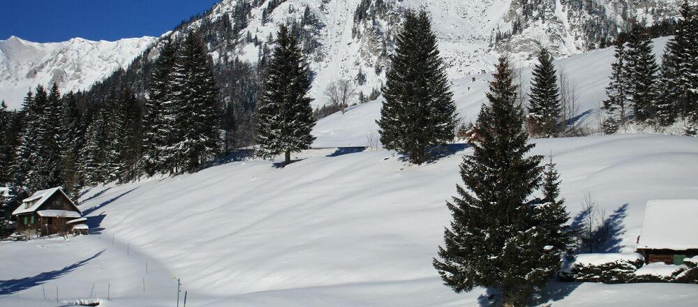 Loipenplan Turnau - Seewiesen