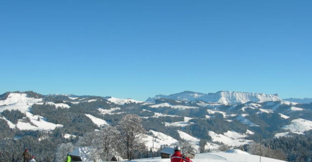 Pistenplan Skigebiet Eggiwil