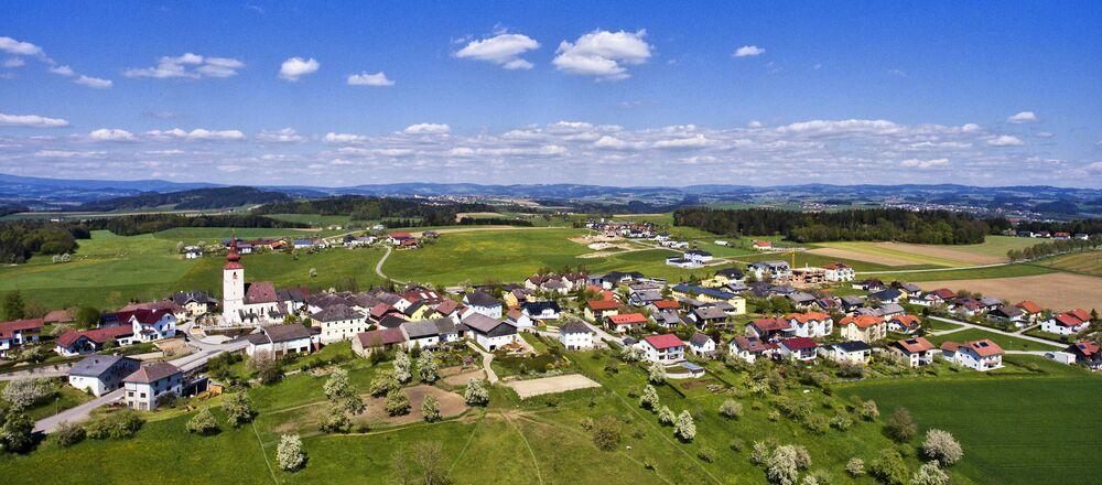 Loipenplan Kirchberg ob der Donau
