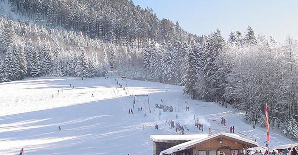 Piste map Ski resort Kesselmannlift Faistenau