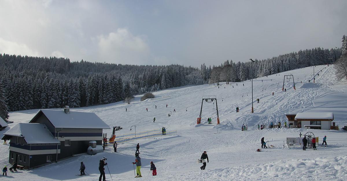 Schneehöhen Baden Württemberg