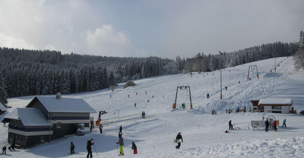 Plan skijaških staza Skijaško područje Fischbacher Skilift - Schluchsee