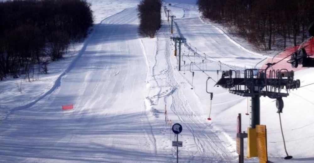 Pistenplan Skigebiet Sassotetto - S.M. Maddalena / Monti Sibillini