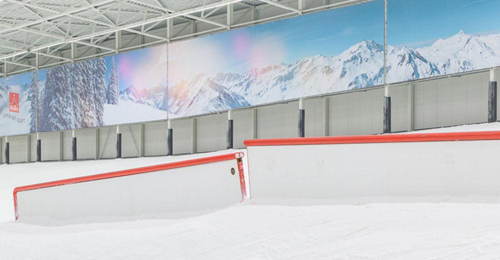 План лыжни Лыжный район Aspen - Antwerpen