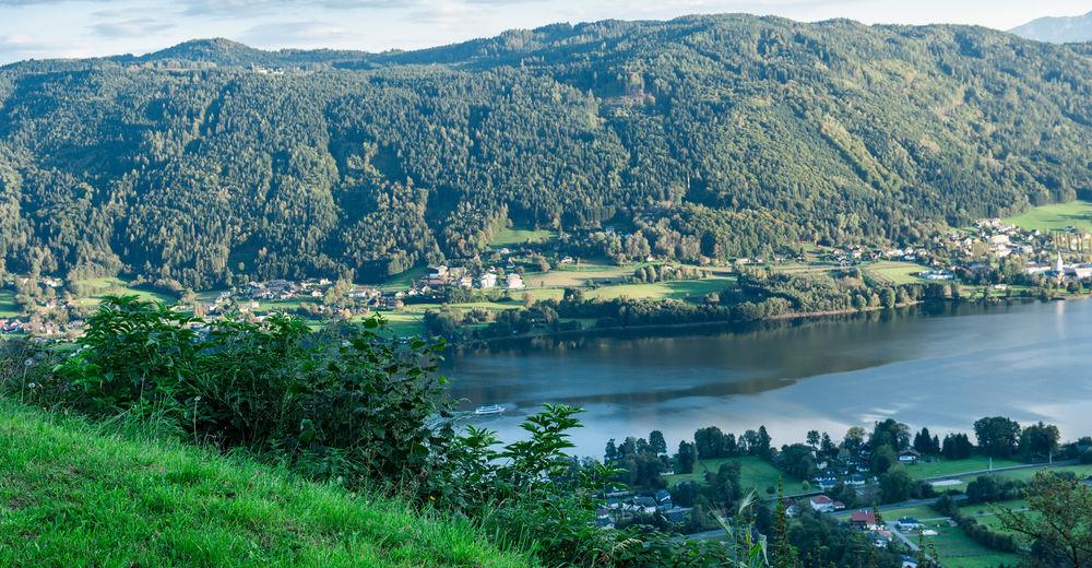 Routenplaner Treffen - Steindorf am Ossiacher See