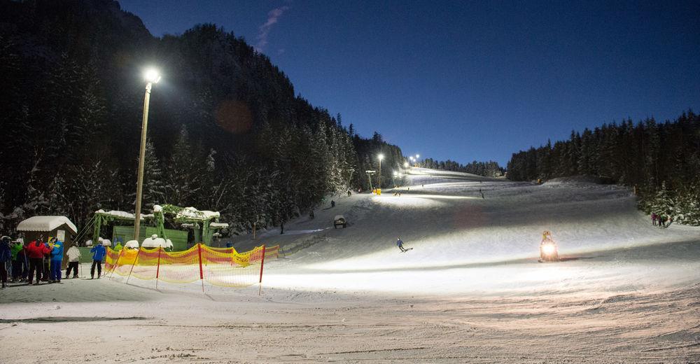 Piste map Ski resort Hochlecken - Neukirchen / Altmünster