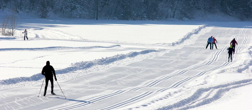 Loipenplan Aschau im Chiemgau