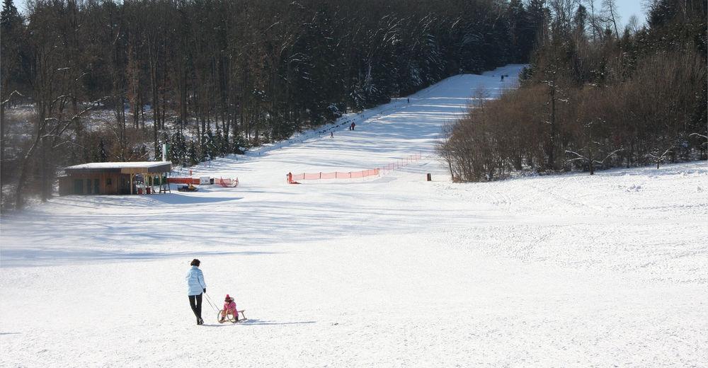 Bakkeoversikt Skiområde Gedersberg