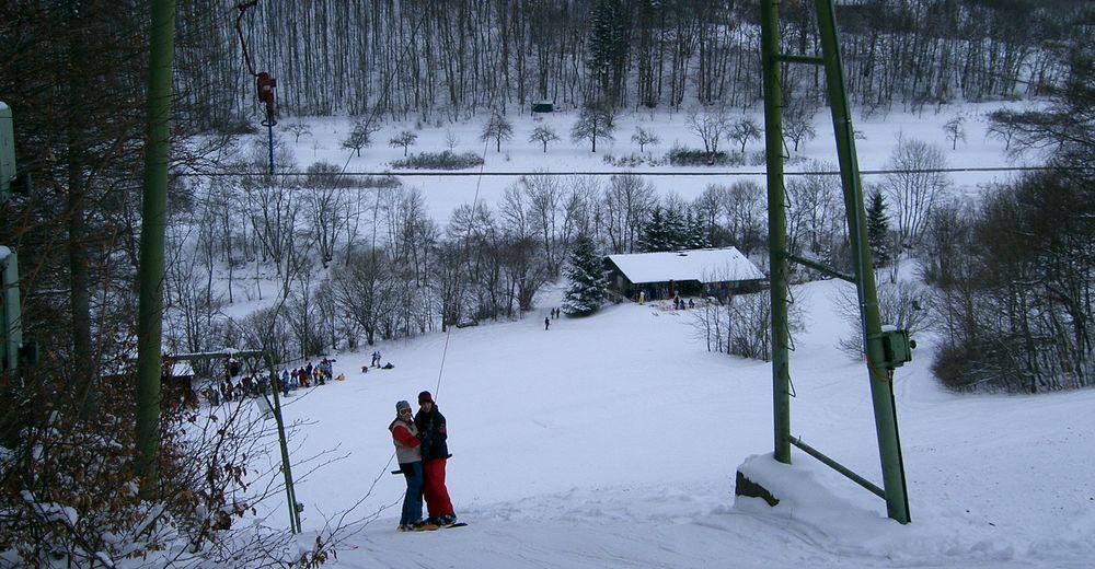 Planul pistelor Zonă de schi Sonnenbühl - Genkingen