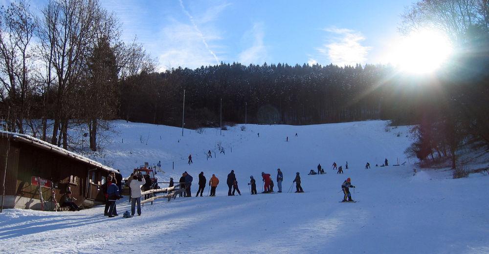Pisteplan Skigebied Albstadt - Truchtelfingen
