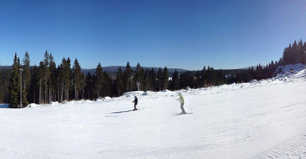 Bakkeoversikt Skiområde SKIPOT