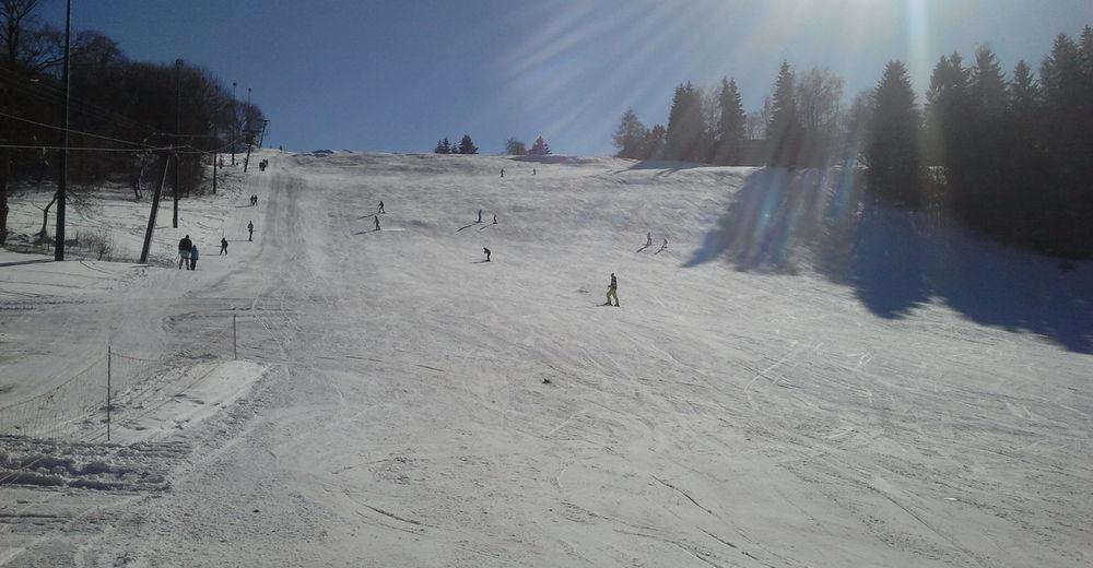 Plan skijaških staza Skijaško područje Ski- & Rodelcentrum Hohegeiß / Braunlage