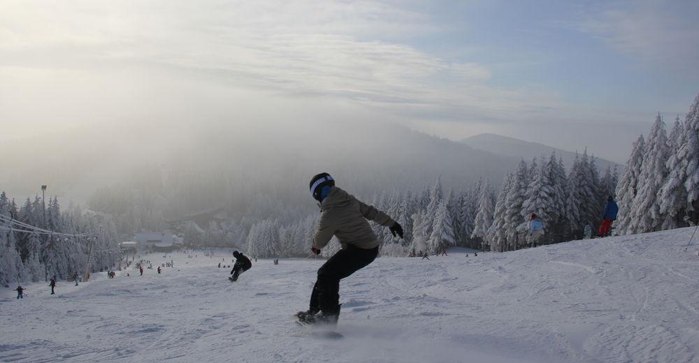 Pistplan Skidområde Hundseck - Bühlertallifte