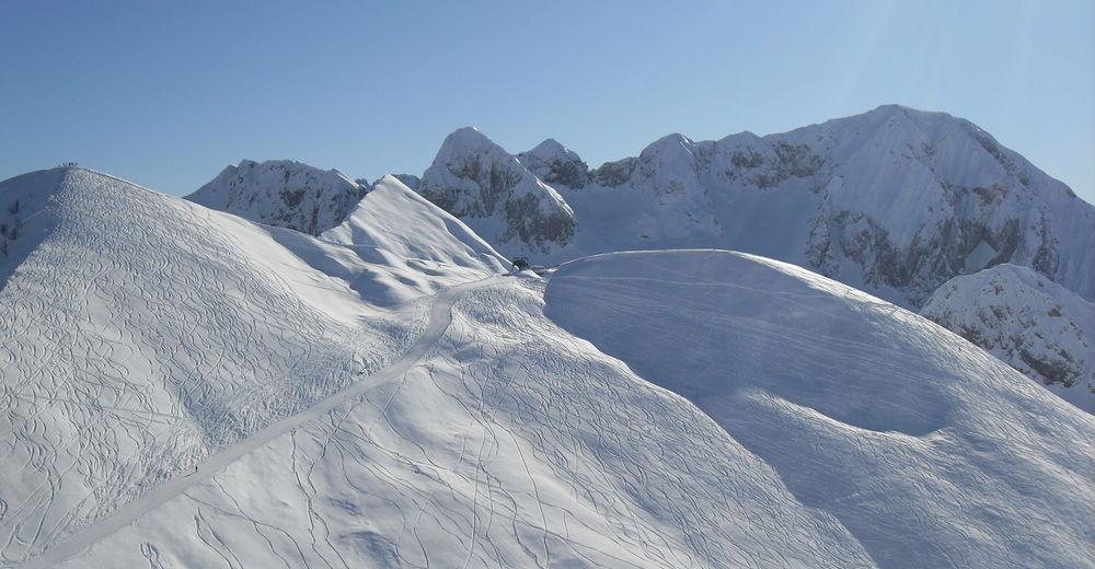 Planul pistelor Zonă de schi Lizzola - Valbondione