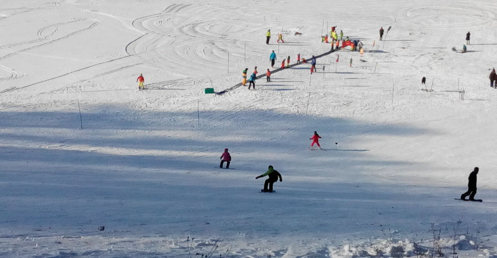 Bakkeoversikt Skiområde Nattheim