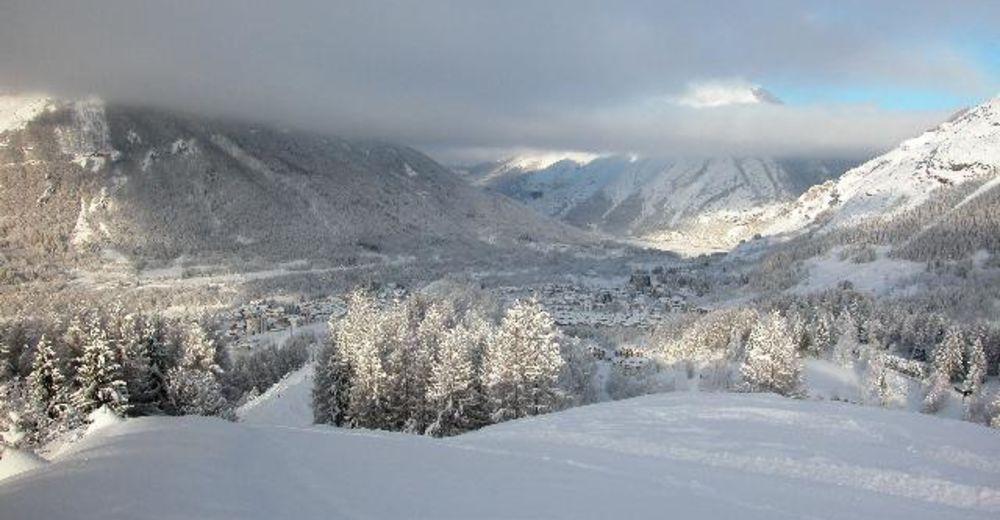 Pistenplan Skigebiet Entracque - Monte Viver