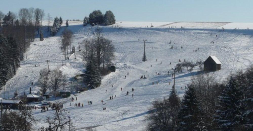 Pistenplan Skigebiet Großerlach