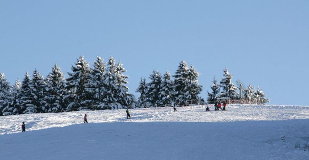 Pistenplan Skigebiet Ilgenlift Steingaden