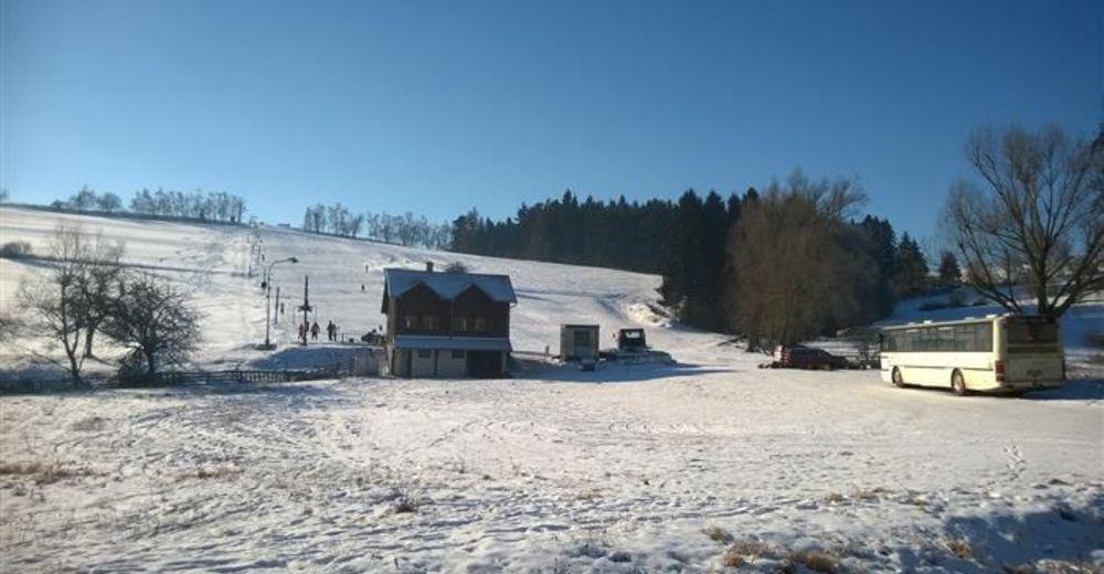 Pisteplan Skiområde Brtnice
