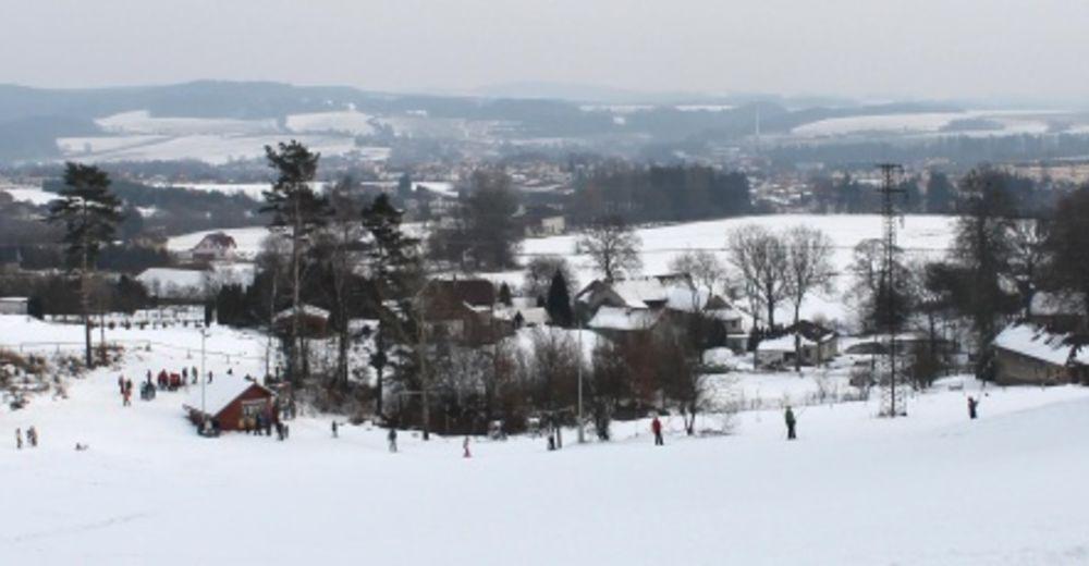 Bakkeoversikt Skiområde Kadlečák