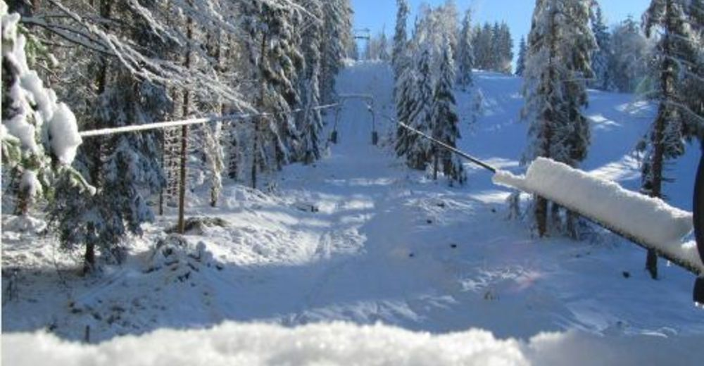 Pistenplan Skigebiet Skilift Wurmstein / Flossenbürg