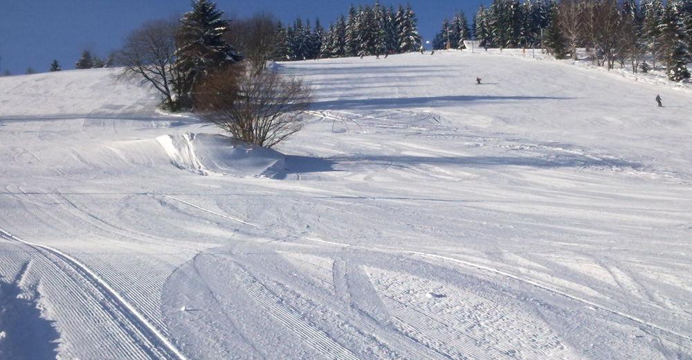 Pistenplan Skigebiet Přelač