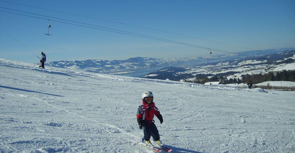 Planul pistelor Zonă de schi Bildhaus am Ricken