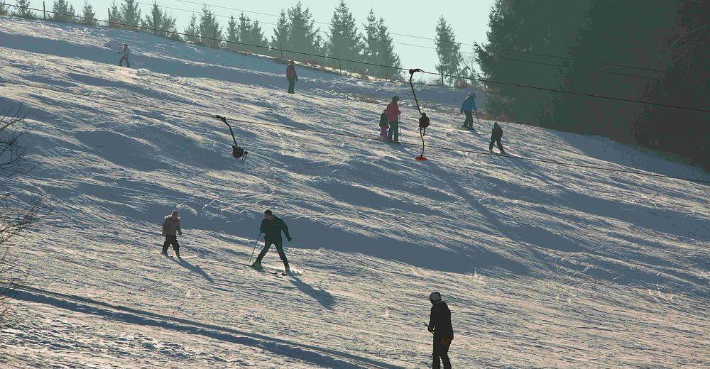 Pistenplan Skigebiet Monte Voggo / Voggenthal