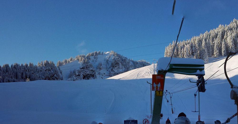 Plan de piste Station de ski Schilifte Schuttannen