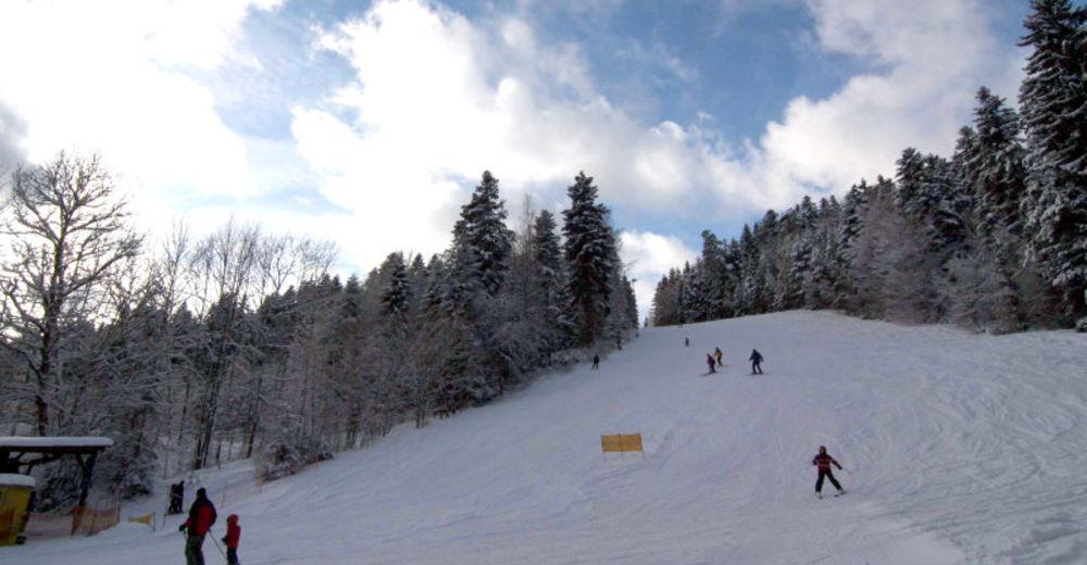 Pistenplan Skigebiet Schömberg - Eulenloch